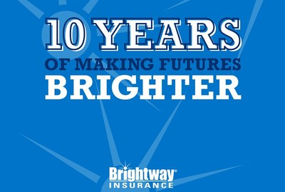 In 10 years, Brightway has grown to be one of the largest Personal Lines insurance agencies in the country.