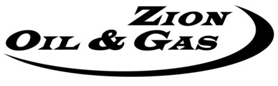 Zion Oil & Gas Logo (PRNewsfoto/Zion Oil & Gas, Inc.)