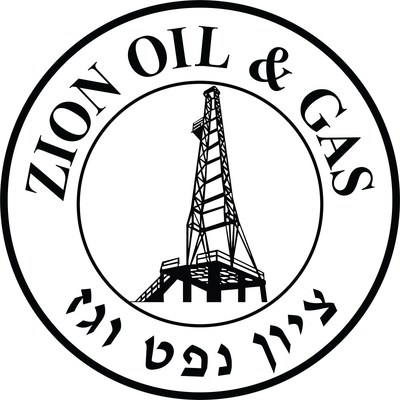 Zion Oil & Gas Logo - Round