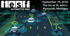 Registration now open and agenda announced for the 18th IESF automotive forum in September