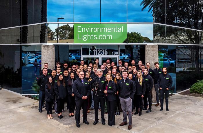The Environmental Lights Team