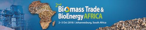 2nd Biomass Trade & BioEnergy Africa