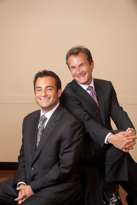 Dr. Gary Silverstrom (left) and Dr. David Silverstrom (right)