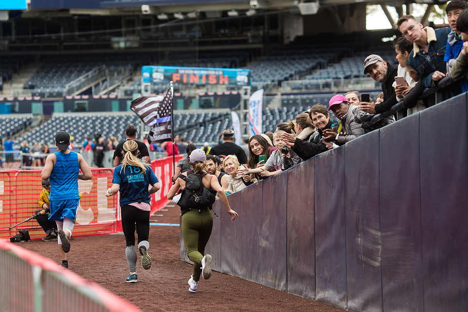 San Diego Half Marathon & Padres 5K at Petco Park on Sunday, March 10, 2019. Register at sdhalfmarathon.com.