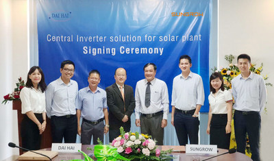 Agreement signing ceremony
