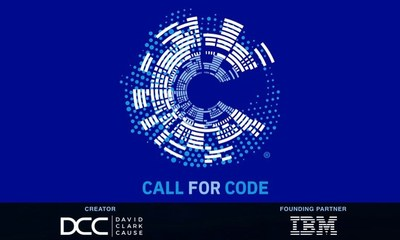 Call for Code Global Initiative 2018