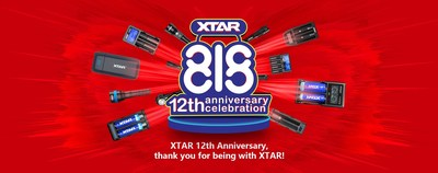 XTAR's 12th anniversary celebration will be held all around the world.