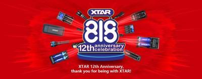 XTAR celebrará su 12º aniversario en agosto por todo el mundo