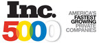 For the 2nd year in a row, the RNN Group Appears on the Inc. 5000, Ranking No. 1,768 With Three-Year Revenue Growth of 257 Percent