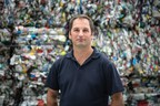 Martin Ménard, président d'Absolu technologies de recyclage (Groupe CNW/INVESTISSEMENT QUÉBEC)