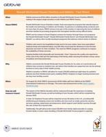 Fact Sheet on AbbVie & Ronald McDonald House Charities