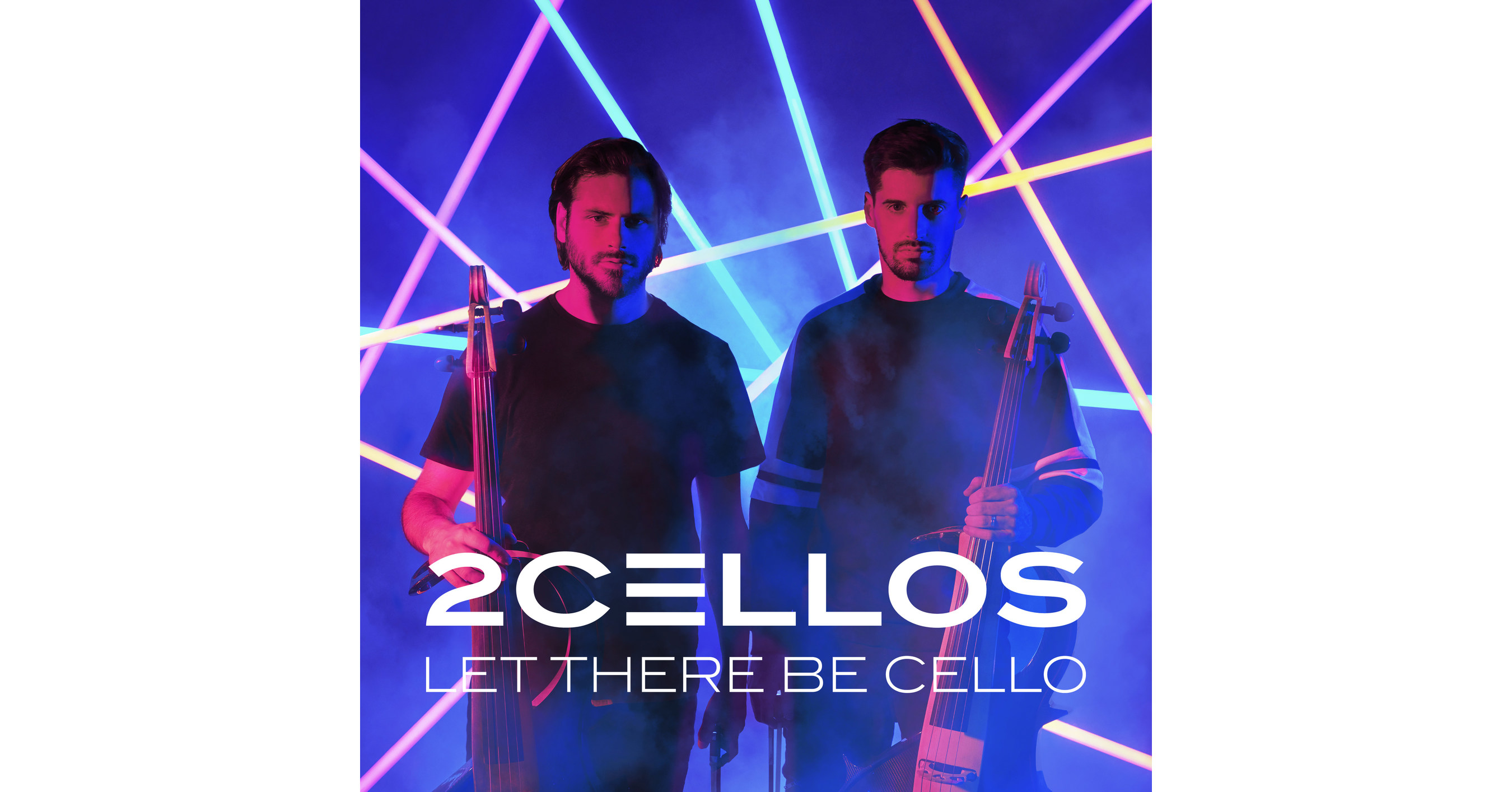 2CELLOS Announce New Album Let There Be Cello Availalble