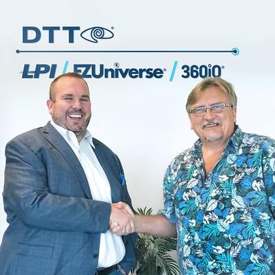 DTT Acquires EZUniverse and 360iQ