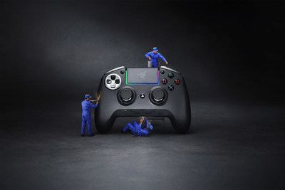 Razer Unveils New PlayStation 4 Wireless Lineup With Officially Licensed Raiju Controllers And Thresher Headset