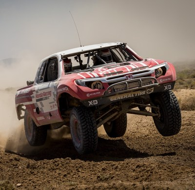 The Honda Off-Road Racing team scored its third victory of the season this season, with the Jeff Proctor-led team taking their Ridgeline Baja Race Truck to the Class 7200 win at this weekend?s General Tire Vegas to Reno race.