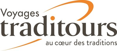 Logo : Voyages Traditours (Groupe CNW/Voyages Traditours)