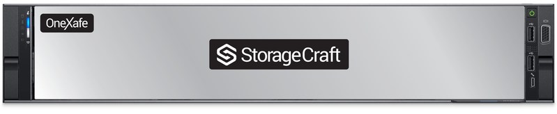 StorageCraft Introduces OneXafe – Disrupts Data Protection and Data Management Market – Converged Primary and Secondary Storage with Integrated Data Protection Demolishes Storage Silos and Eradicates Downtime