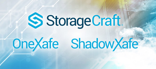 StorageCraft Announces ShadowXafe - Next Generation Data Protection Solution for Total Business Continuity - Powerful and Flexible SLA-Driven Data Protection for Virtual and Physical Environments with Orchestrated One-Click Cloud Recovery Eliminates Downtime (PRNewsfoto/StorageCraft)