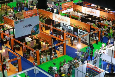 TCEB pushes Thailand as a hub for modern agriculture by playing host to Asia's leading agricultural trade fairs