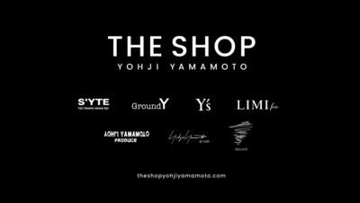 """El 22 de agosto de 2018 se realizará el lanzamiento global de """"THE SHOP YOHJI YAMAMOTO"""", la tienda web oficial de YOHJI YAMAMOTO INC."""