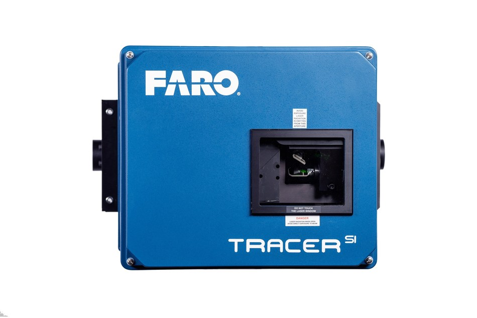 The Tracer SI is an accurate and repeatable laser-guided assembly system with best-in-class projection accuracy and range.