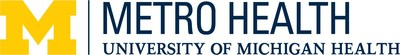 Metro Health - University of Michigan Health Logo