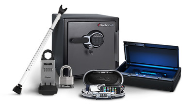 The Master Lock Company offers wide selection of reliable products for National Preparedness Month this September.