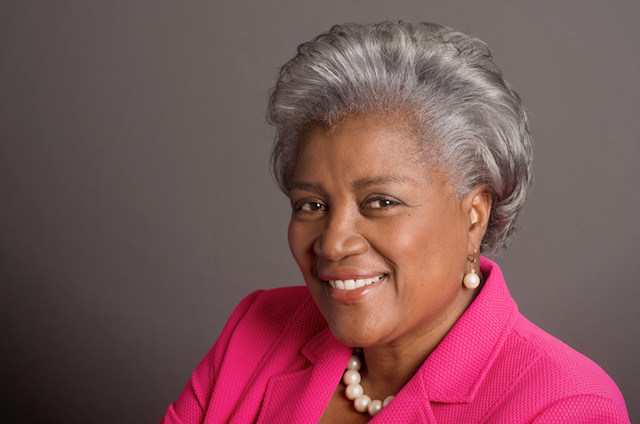 Howard University appoints Donna Brazile as the new King Endowed Chair in Public Policy.