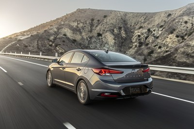 Safety Comes First In The Redesigned 2019 Elantra