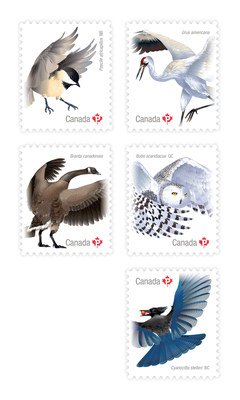 Birds of Canada (CNW Group/Canada Post)