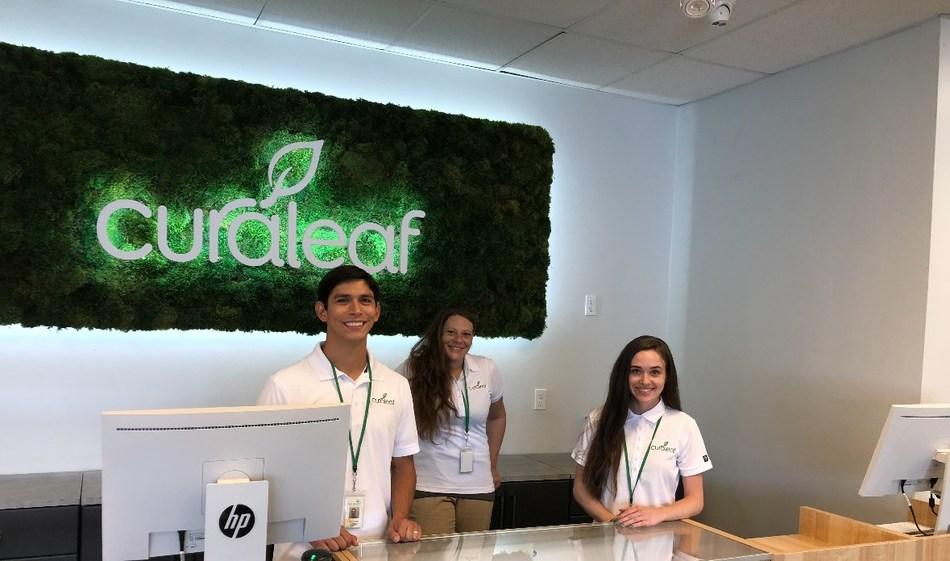 Curaleaf's Jacksonville Medical Marijuana Dispensary Associates