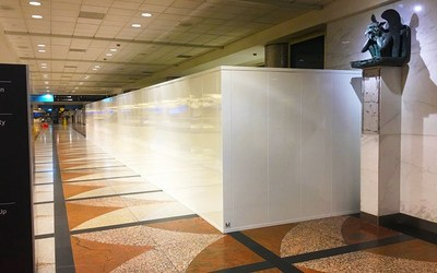 McCain Walls Cuts 1.2 Million Pounds of Waste from Great Hall Renovation Project