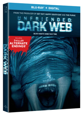 From Universal Pictures Home Entertainment: Unfriended: Dark Web