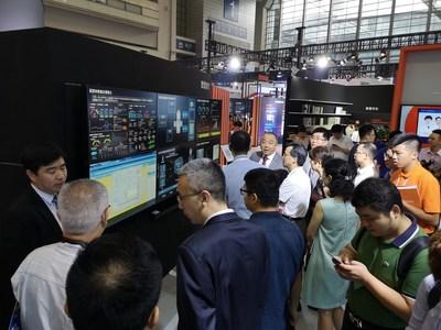 2018中国智慧城市国际博览会现场