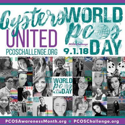 World PCOS Day of Unity Presented by PCOS Challenge