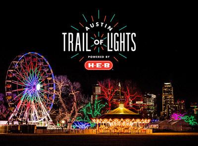 54th annual Austin Trail of Lights
