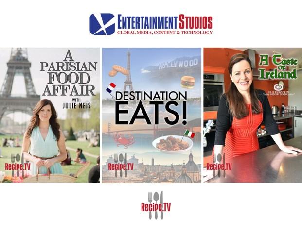 Entertainment Studios Networks -- RECIPE.TV programming