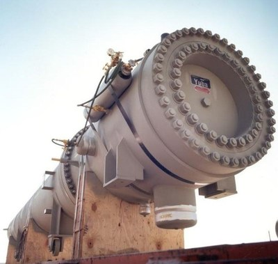 HP Feedwater Heater – Bolted Hemilok (PRNewsfoto/Godrej Process Equipment)