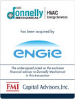 FMI Advises Donnelly Mechanical Corporation in sale to ENGIE North America Inc.