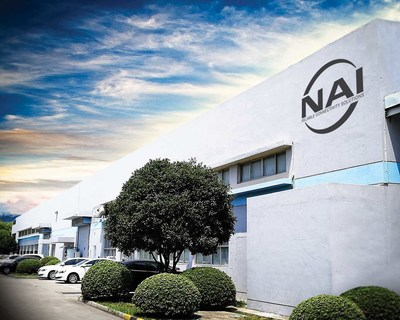 NAI Opens New Manufacturing Plant in Suzhou, China to Reduce Lead Times for Domestic Customers.