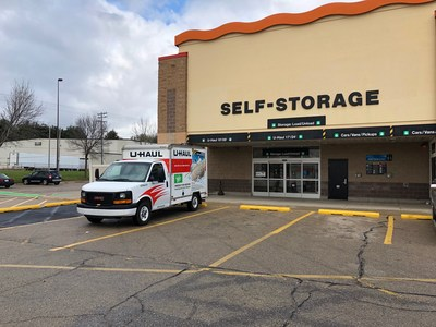 U-Haul Company of Southwestern Wisconsin and Rockford is offering 30 days of free self-storage to residents who have been or will be impacted by flooding in the Madison area.