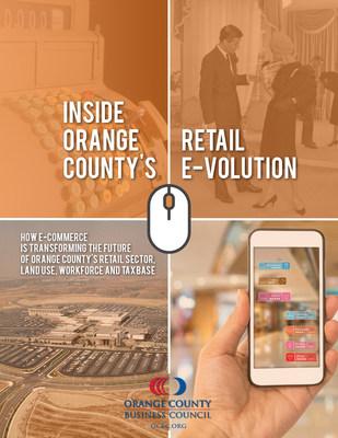 OCBC Research Report: Inside Orange County's Retail E-volution