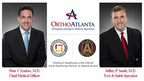 OrthoAtlanta physicians, Peter Symbas, MD and Jeffrey Smith, MD, serve Atlanta United FC and Atlanta United 2 providing orthopedic and sports medicine care.