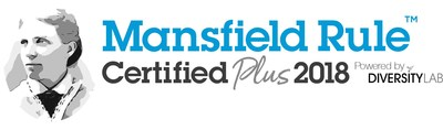 Dorsey & Whitney is one of only 27 law firms to have achieved Mansfield Certification Plus.