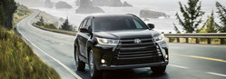 The 2018 Toyota Highlander is a great vehicle for families.