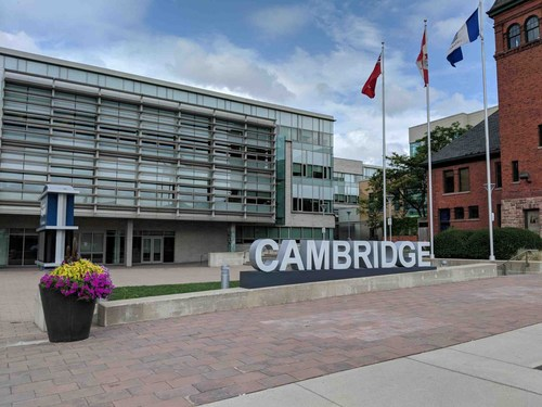 Rogers Enhances Wireless Service in Cambridge (CNW Group/Rogers Communications Canada Inc. - English)