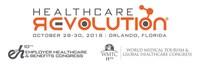 HEALTHCARE ЯEVOLUTION® Logo Evolved