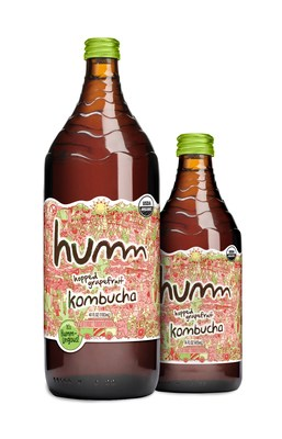 The world's most drinkable kombucha will now offer larger bottles of its five fan favorites