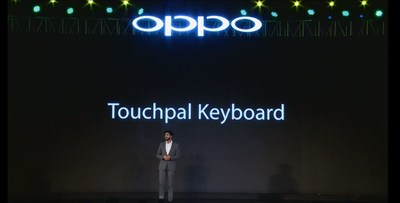 OPPO F9 Pro Conference