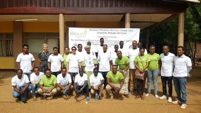Bethany Global team begins work in Gambella, Ethiopia to provide services to Sudanese refugees